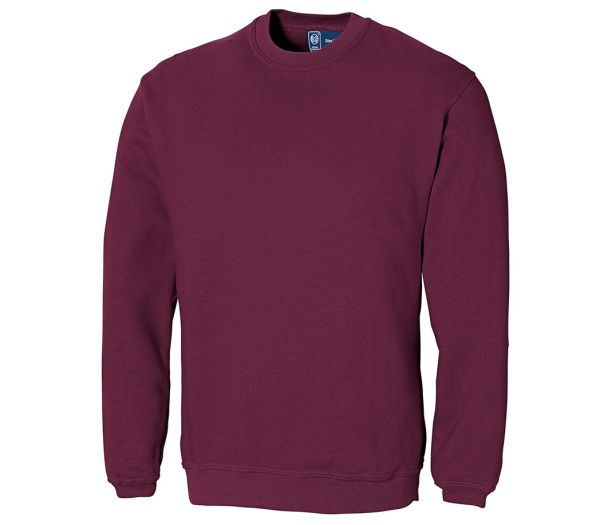 Sweatshirt Premium bordeux