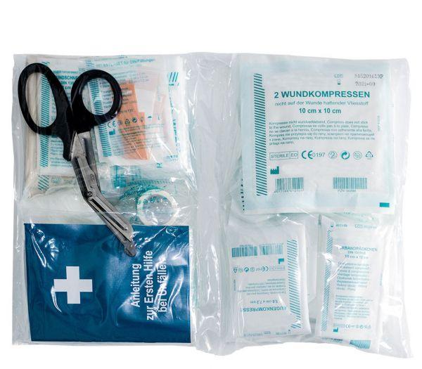 Verbandsmaterial, 64-teilig DIN 13157
