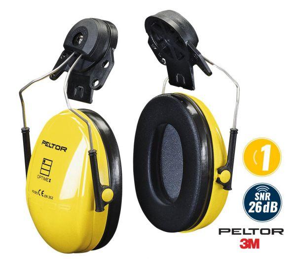 3M Peltor Helmkapsel Optime I gelb