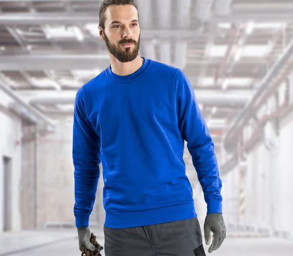Sweatshirt Premium kornblau