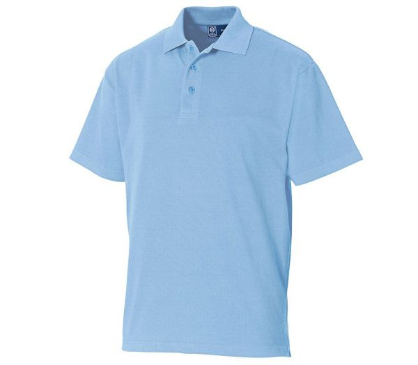 Poloshirt Premium hellblau
