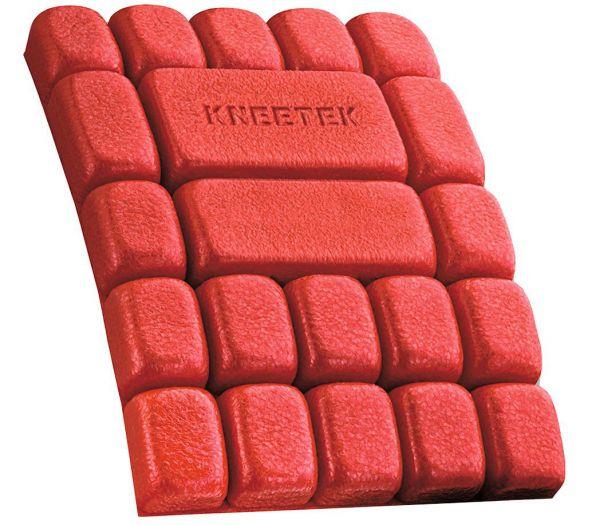 Kniepolster-Paar DIN EN 14404 rot