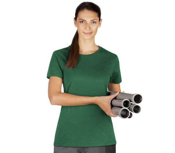 Damen T-Shirt Premium grün