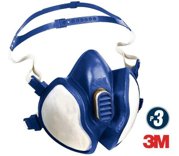 3M Farbspritzmaske 4255 blau