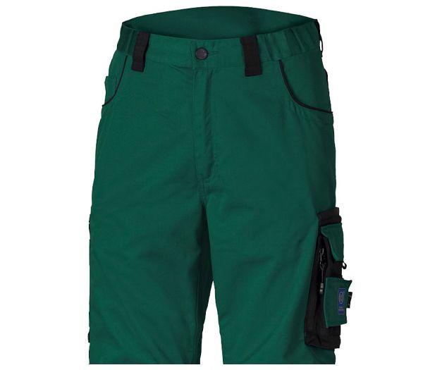 Arbeitsshorts BS ONE grün/schwarz