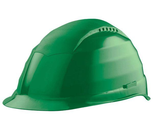 Schutzhelm 4-Punkt grün