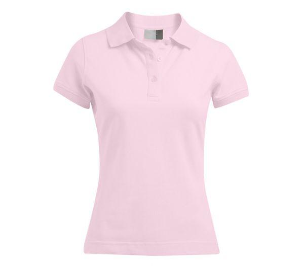 Damen Polo-Shirt STRETCH flieder