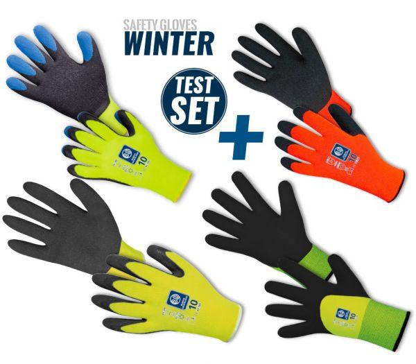 "Handschuh TEST-SET ""Winter"" Diverse"