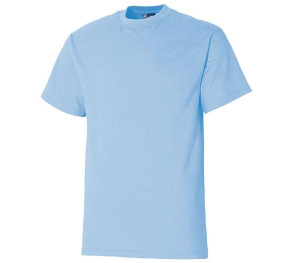 T-Shirt Premium hellblau