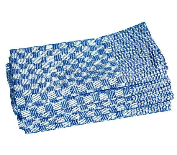 Touchon Grubentuch 50 x 100cm blau