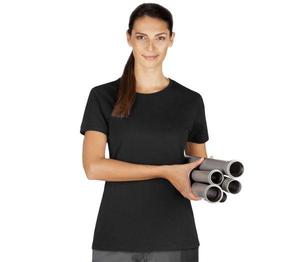 Damen T-Shirt Premium schwarz
