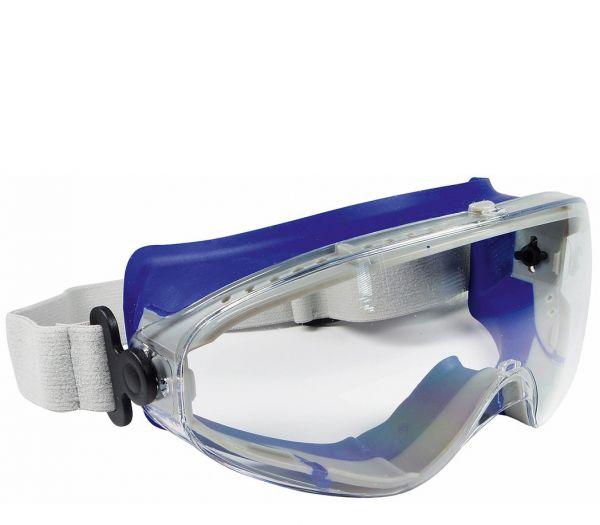 Vollsichtbrille klar