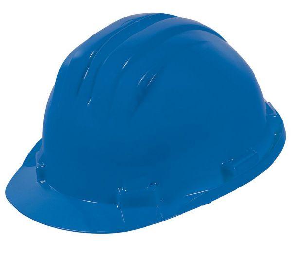 Schutzhelm 6-Punkt blau