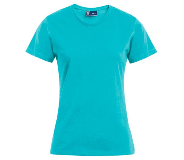 Damen T-Shirt Premium mint