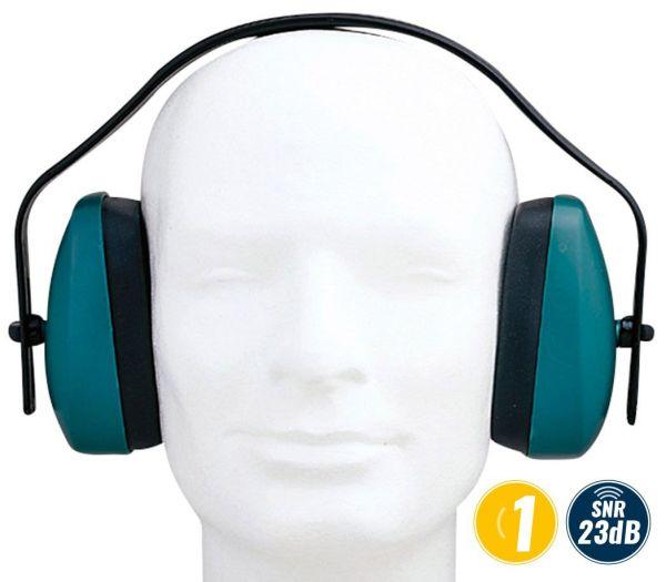 Kapelgehörschutz Basic azurblau