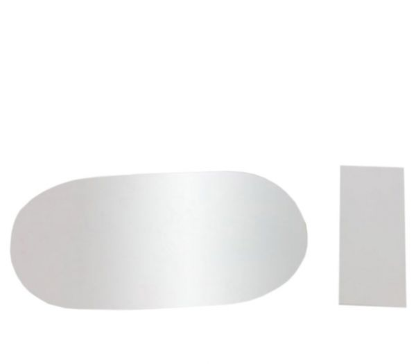 Ersatzscheiben-Set klar