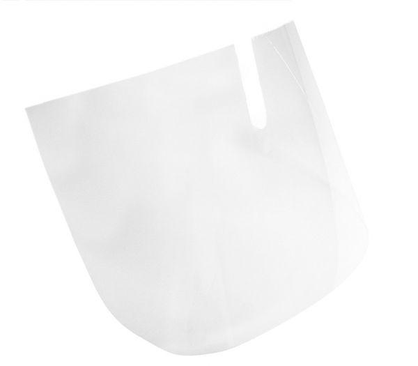 Ersatzscheibe für Gesichtsschutzschirm klar