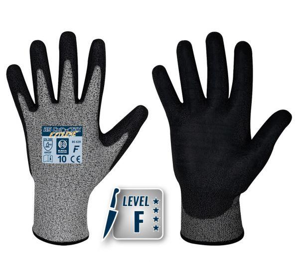 Schnittschutzhandschuhe Nitril Level 4F