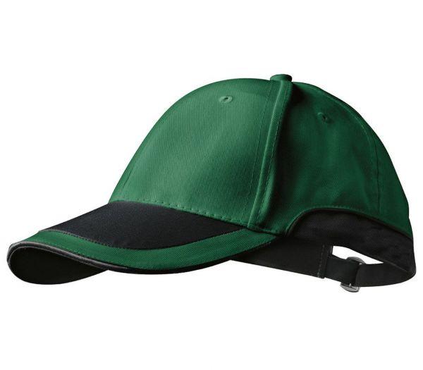 Cap grün/schwarz