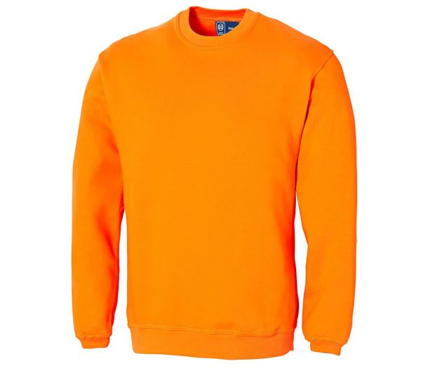 Sweatshirt Premium orange