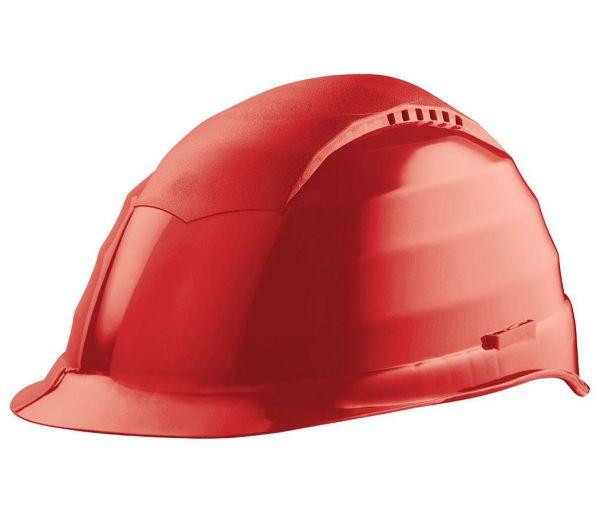 Schutzhelm 4-Punkt rot