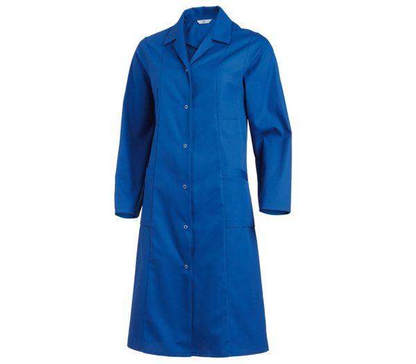 Damen Kittel langer Arm kornblau