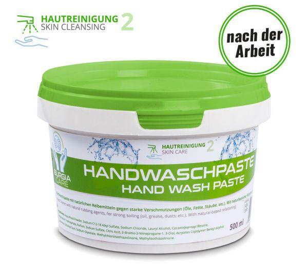 Handwaschpaste sandfrei BurgiaCare, 500ml