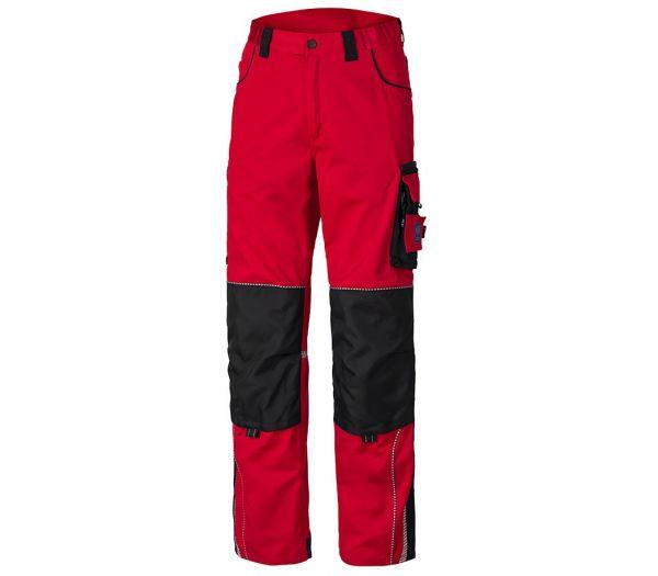 Bundhose BS ONE rot/schwarz