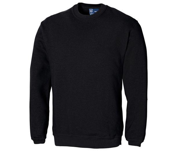 Sweatshirt Premium schwarz