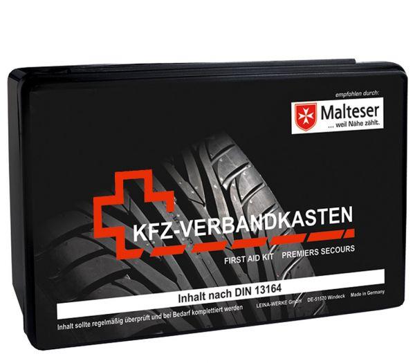 KFZ-Verbandskasten schwarz