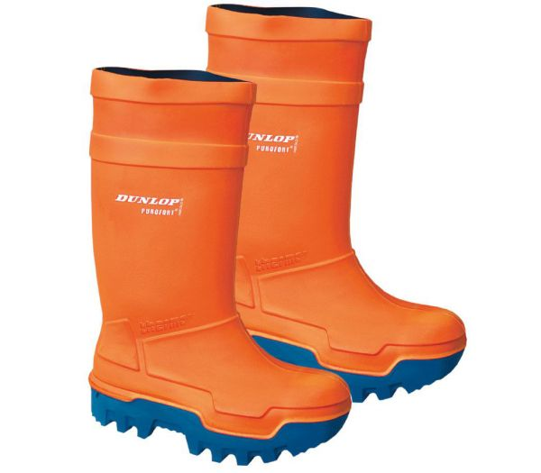 Sicherheitsstiefel S5 Thermo orange