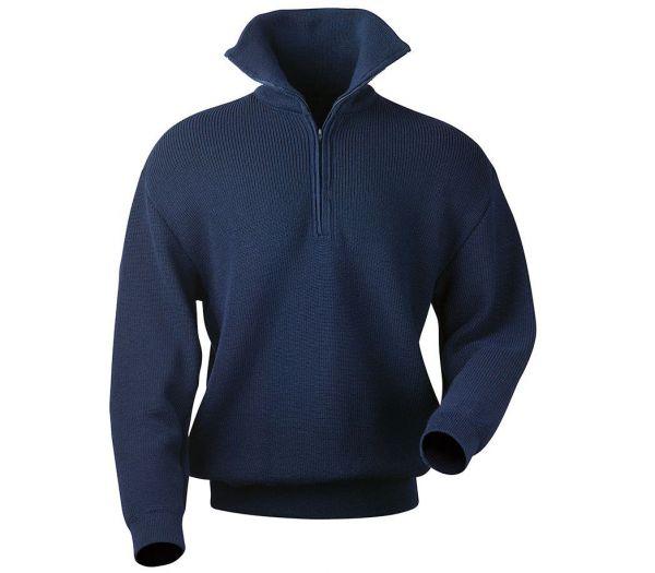 Strickpullover Premium marine