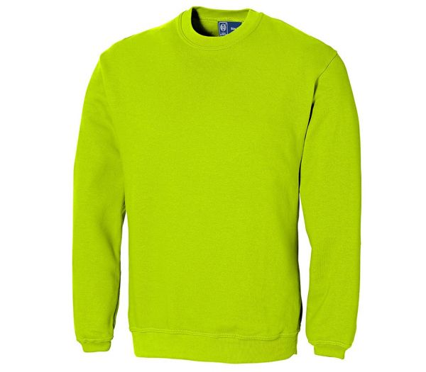 Sweatshirt Premium limette