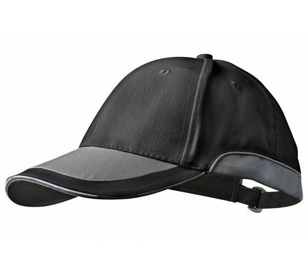 Cap schwarz/anthrazit