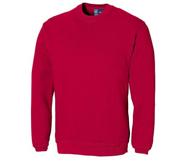Sweatshirt Premium rot