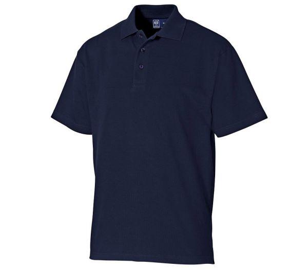 Poloshirt Premium marine