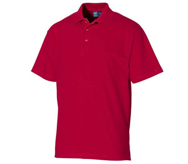 Poloshirt Premium rot