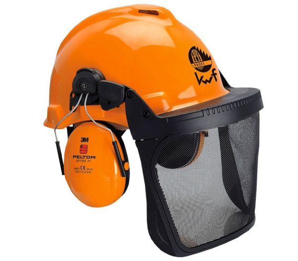 3M Forsthelm, Kwf geprüft orange