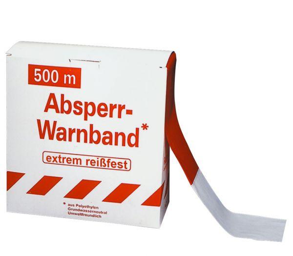 Absperrband, 500m