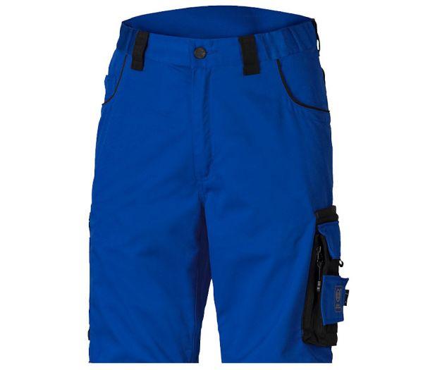 Arbeitsshorts BS ONE kornblau/schwarz