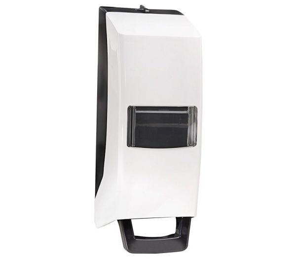 Wandspender für 1L und 2L Softflaschen weiß
