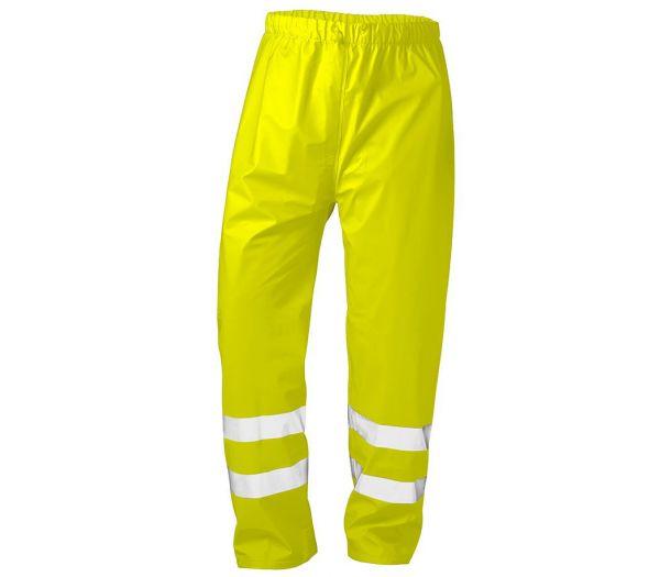 Warnschutz-Regenhose Classic warngelb