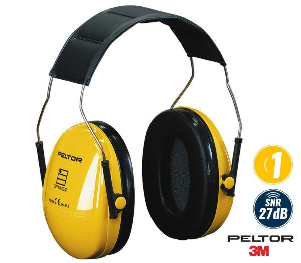 3M Peltor Kapselgehörschutz Optime I gelb