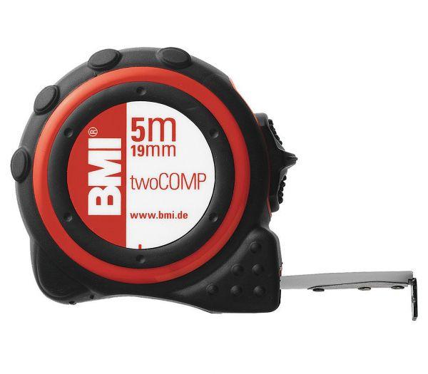 BMI Taschenbandmaß TwoComp