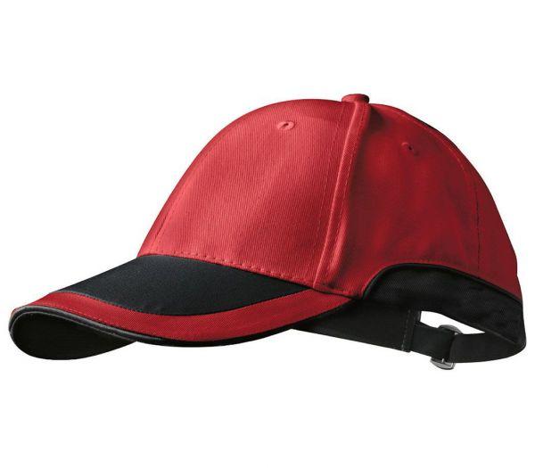 Cap rot/schwarz