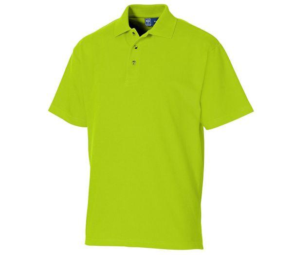 Poloshirt Premium limette