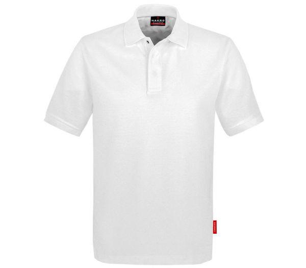 HACCP Poloshirt weiß