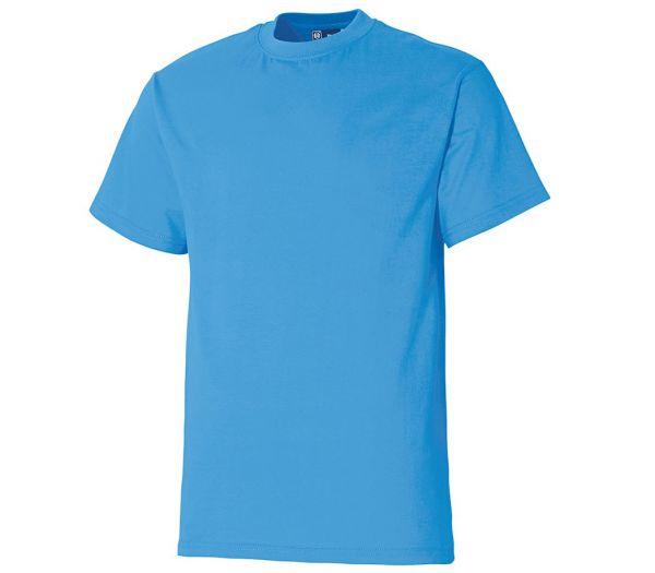 T-Shirt Premium azurblau