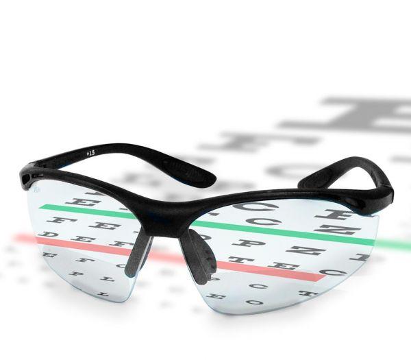 Schutzbrille mit Sehhilfe