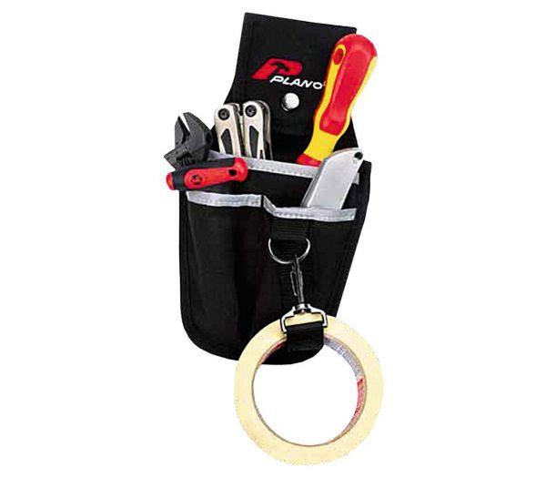 Plano Multifunktions-Werkzeugtasche schwarz